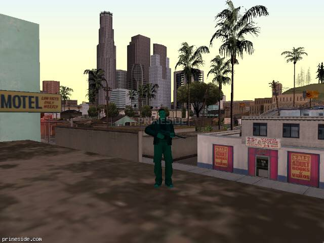 GTA San Andreas weather ID 691 at 18 hours