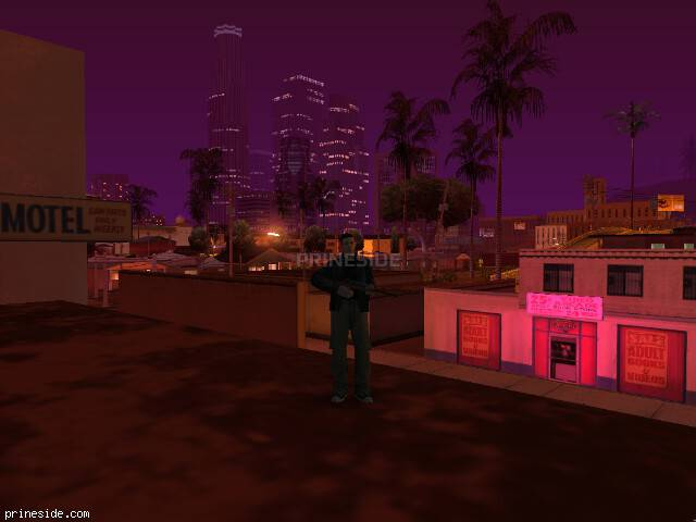 GTA San Andreas weather ID -2125 at 1 hours