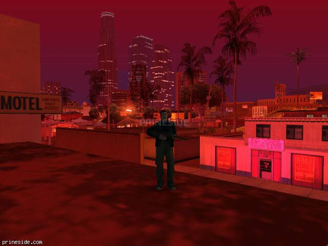 GTA San Andreas weather ID -589 at 2 hours