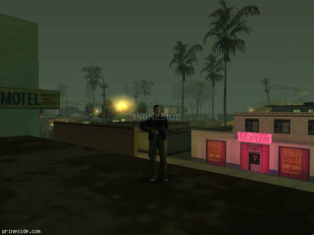 GTA San Andreas weather ID 181 at 0 hours