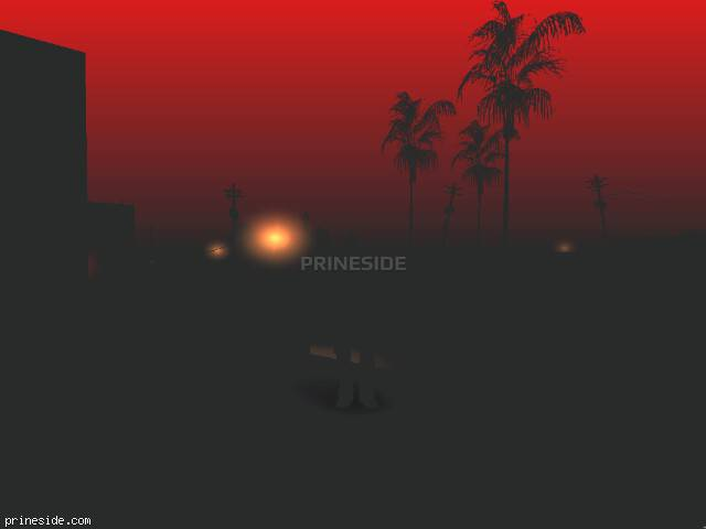 GTA San Andreas weather ID 181 at 3 hours