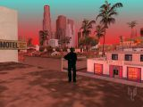 GTA San Andreas weather ID -74 at 17 hours