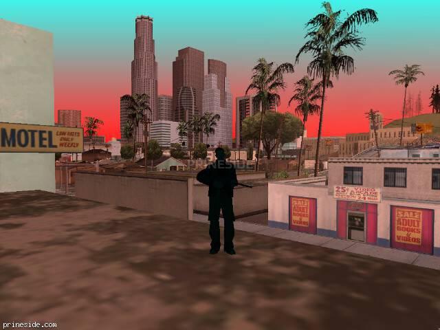 Просмотр погоды GTA San Andreas с ID -74 в 18 часов
