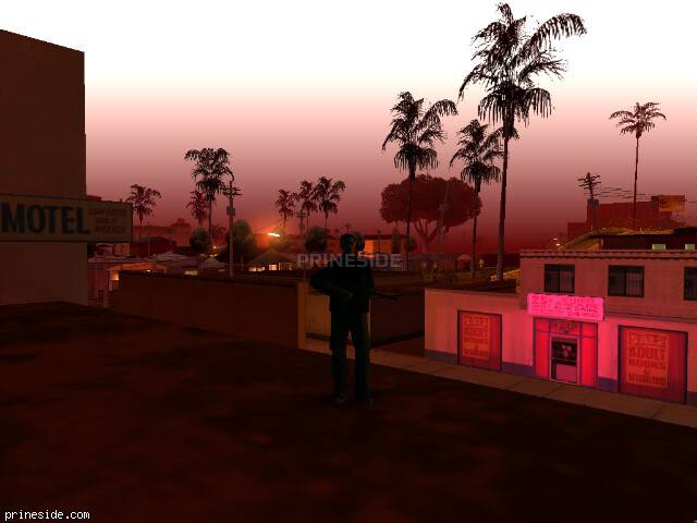 GTA San Andreas weather ID -330 at 1 hours