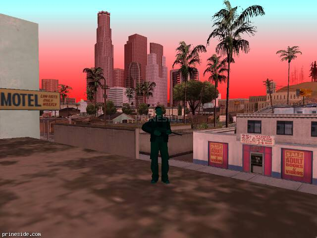 GTA San Andreas weather ID 183 at 13 hours