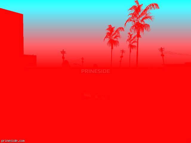 Просмотр погоды GTA San Andreas с ID 183 в 20 часов