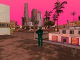 GTA San Andreas weather ID 184 at 16 hours