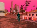 GTA San Andreas weather ID 184 at 17 hours