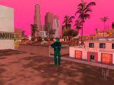 Просмотр погоды GTA San Andreas с ID 184 в 18 часов
