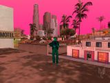 GTA San Andreas weather ID 184 at 19 hours