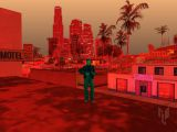 GTA San Andreas weather ID 184 at 22 hours