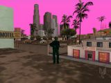 GTA San Andreas weather ID 184 at 8 hours