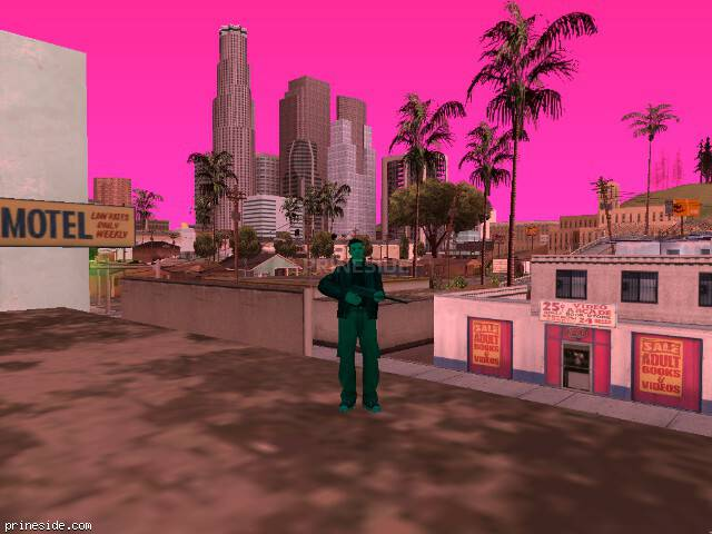 GTA San Andreas weather ID -71 at 13 hours