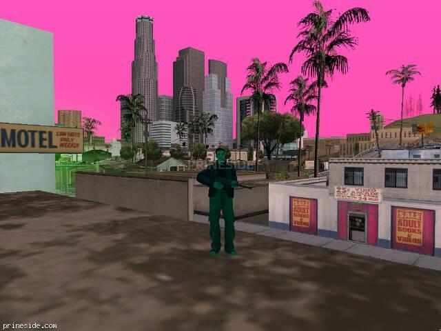 Просмотр погоды GTA San Andreas с ID 441 в 19 часов