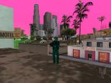 GTA San Andreas weather ID -71 at 19 hours