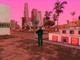 GTA San Andreas weather ID -70 at 10 hours