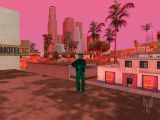GTA San Andreas weather ID -70 at 18 hours