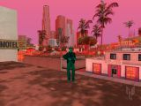 GTA San Andreas weather ID -582 at 19 hours
