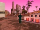 GTA San Andreas weather ID 187 at 11 hours