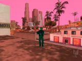 GTA San Andreas weather ID 699 at 17 hours