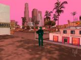 GTA San Andreas weather ID 699 at 18 hours