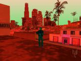 GTA San Andreas weather ID 699 at 22 hours