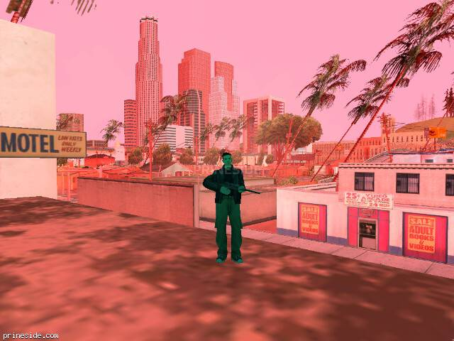 Просмотр погоды GTA San Andreas с ID 188 в 12 часов