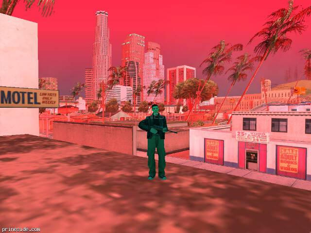 GTA San Andreas weather ID 188 at 20 hours