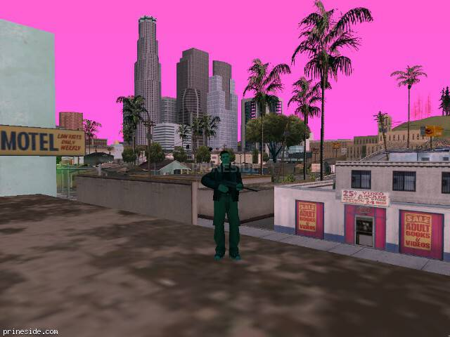 GTA San Andreas weather ID 189 at 12 hours