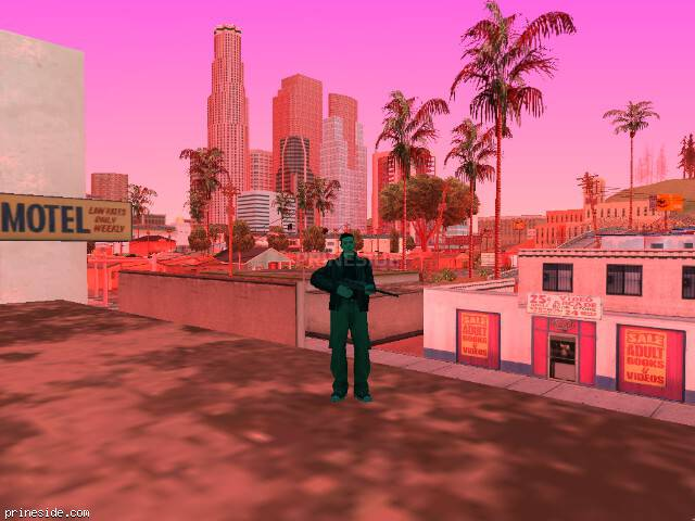 GTA San Andreas weather ID 1213 at 8 hours