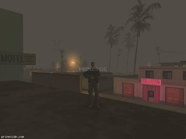 Просмотр погоды GTA San Andreas с ID 19 в 0 часов