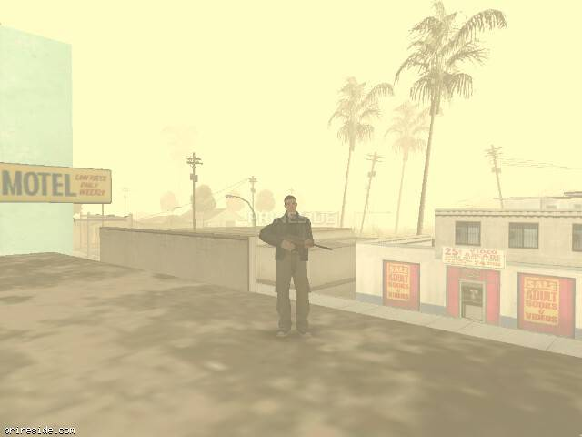 GTA San Andreas weather ID 19 at 12 hours