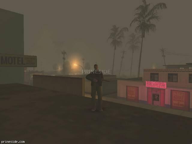 Просмотр погоды GTA San Andreas с ID 19 в 1 часов