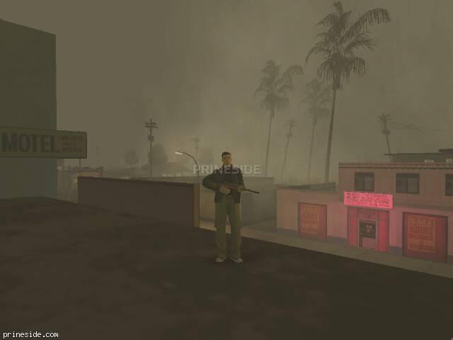 Просмотр погоды GTA San Andreas с ID 787 в 21 часов