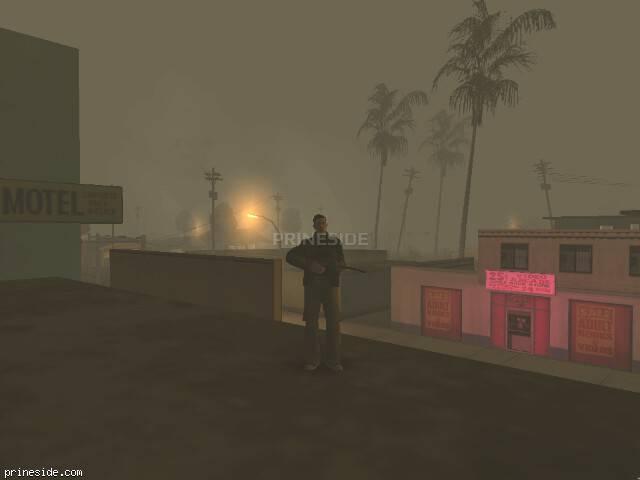 Просмотр погоды GTA San Andreas с ID -493 в 2 часов