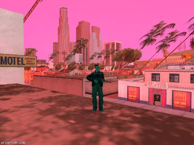 GTA San Andreas weather ID 958 at 16 hours