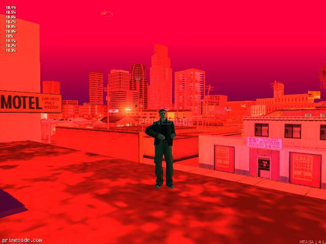 GTA San Andreas weather ID 193 at 0 hours