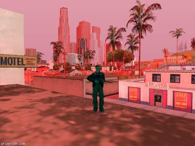 Просмотр погоды GTA San Andreas с ID 193 в 11 часов