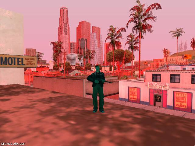 GTA San Andreas weather ID 193 at 12 hours
