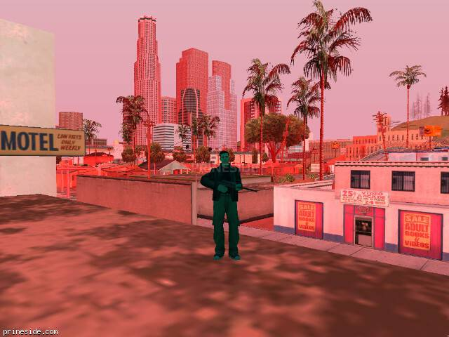 GTA San Andreas weather ID 193 at 13 hours