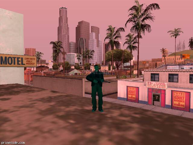 GTA San Andreas weather ID 705 at 16 hours
