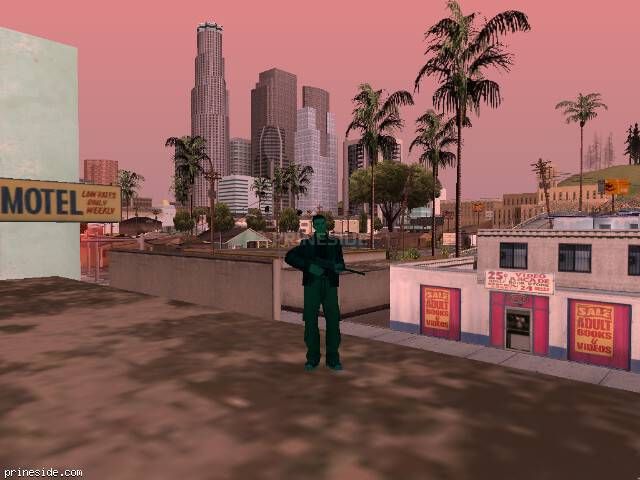 GTA San Andreas weather ID 193 at 18 hours