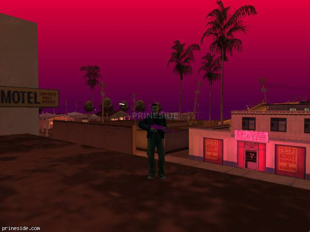 GTA San Andreas weather ID 193 at 6 hours