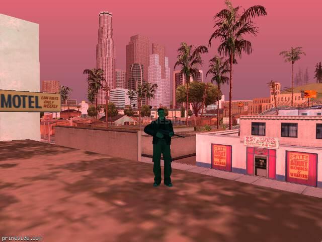 Просмотр погоды GTA San Andreas с ID -63 в 9 часов