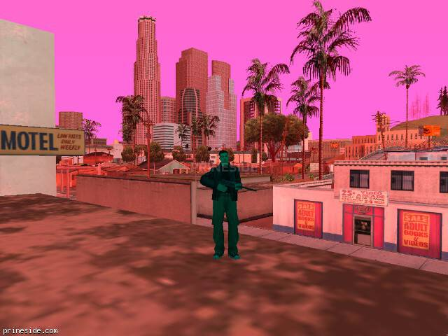GTA San Andreas weather ID 194 at 12 hours