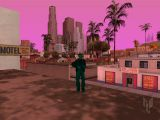 GTA San Andreas weather ID 194 at 17 hours