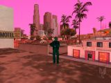 GTA San Andreas weather ID 195 at 11 hours