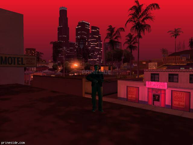 GTA San Andreas weather ID 452 at 4 hours