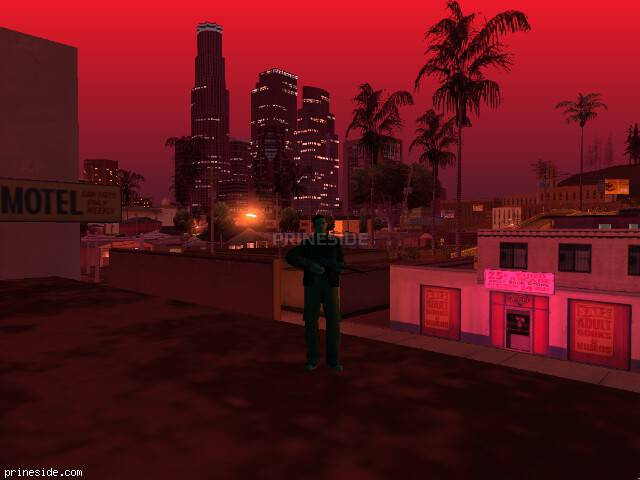 GTA San Andreas weather ID -316 at 5 hours