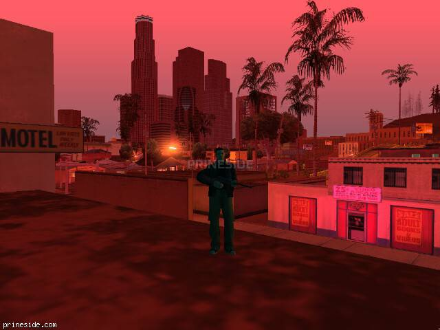GTA San Andreas weather ID 452 at 6 hours